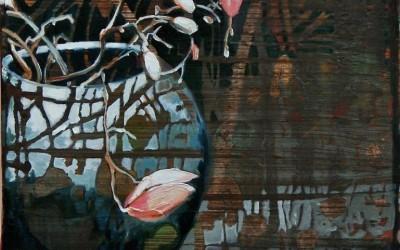 El Tulipanero, 2013, 30x30 cm