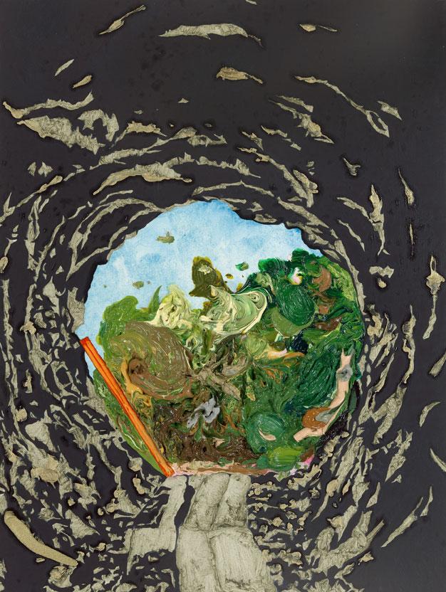 Roger Metto, Cavern, 2012