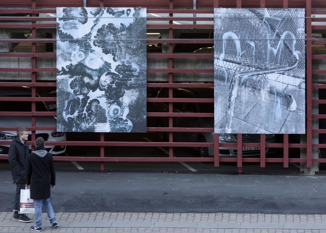Martin Formgren, The Albedo series, commission for Göteborg Konst, 2016