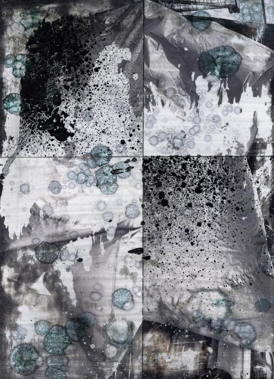 Martin Formgren, from the Albedo series, UV-print on dibond, 270 x 196 cm