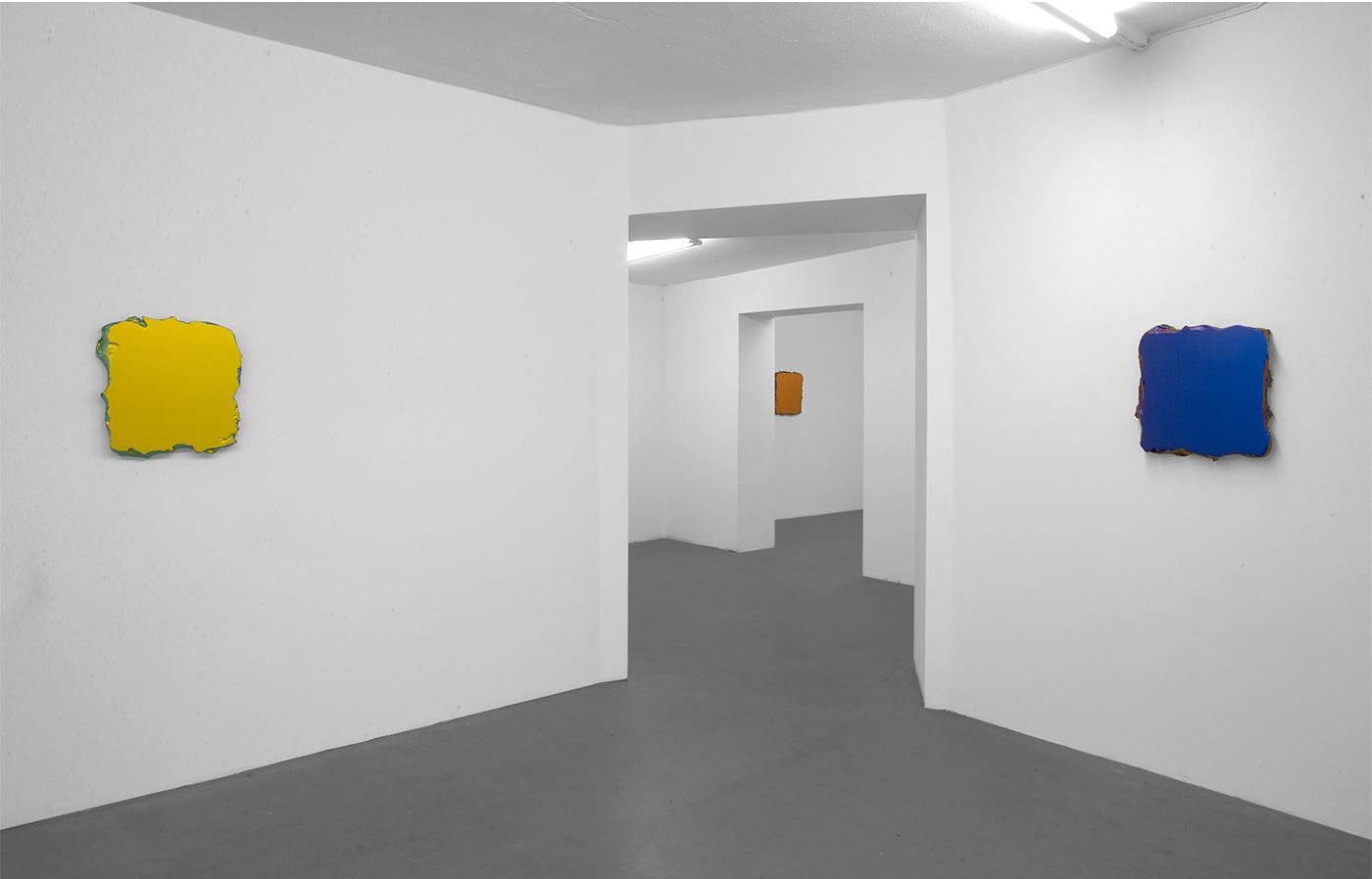 Installation view 1 - JURI MARKKULA