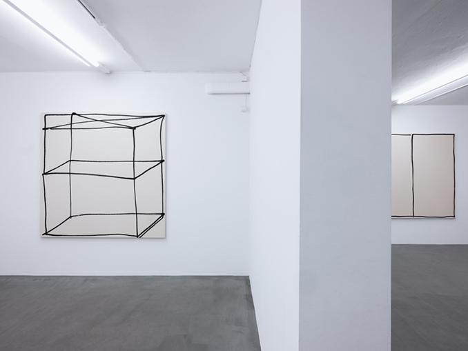 Installationview Bea Marklund