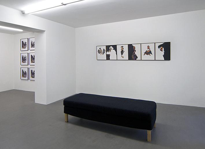 Erik Berglin, Total System Failure, photography. various sizes, part of his solo show G.A.C.G.A.S at Galleri Thomassen, 2015.